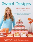 Amy Atlas Book Sweet Designs
