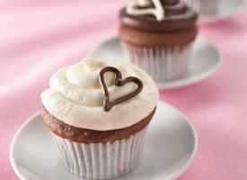 From the Heart Cupcakes