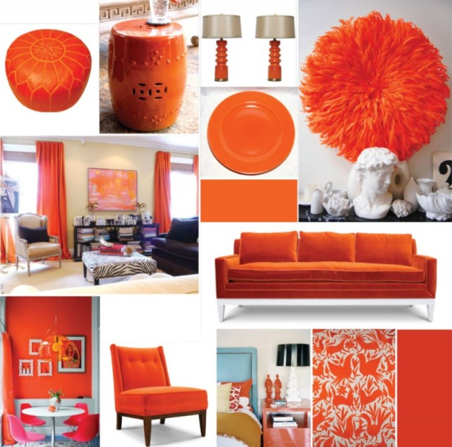Color Year 2012 Year For 2012 Tangerine