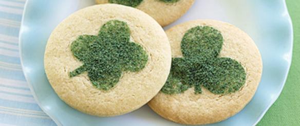 Clover Cookies 1