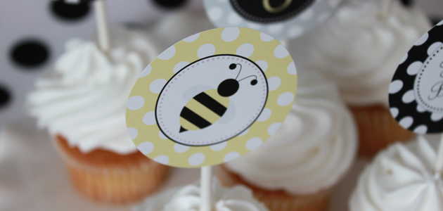 Bumble Bee Printable Collection Sneak Peek