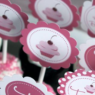 Little Cupcake Cutie 2