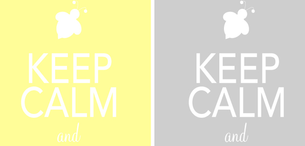 Bumble-Bee-Printable-Keep-Calm-Art-Set 1