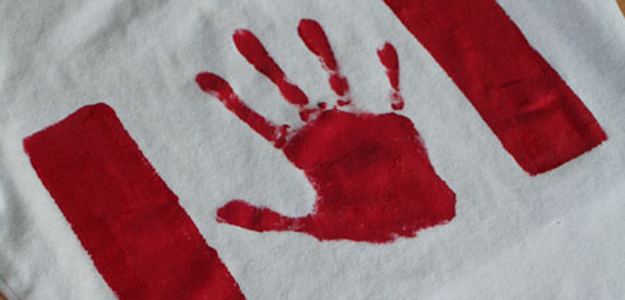 canada flag t-shirt 1