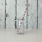 paper straws red 1