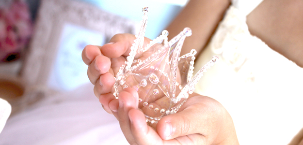 glass tiny tiara 1