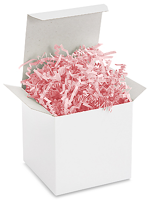 Decorative Shred LIGHT PINK 1